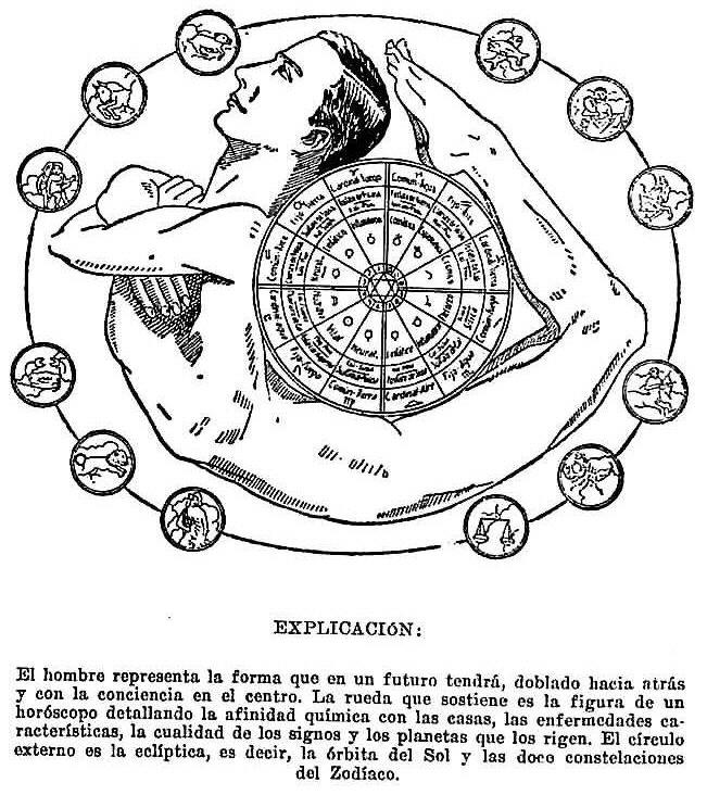 Las doce sales del cuerpo - Orden de los signos zodiacales ...